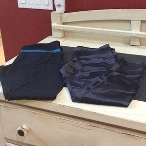 Size small workout pants